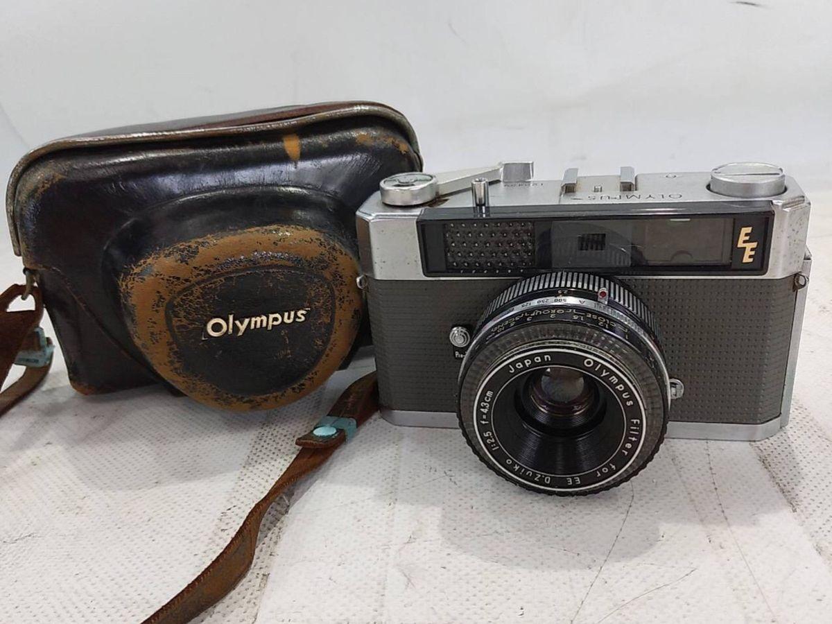 OLYMPUS  PEN EE フィルムカメラを買い取りました